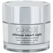 Clinique Clinique Smart™ creme hidratante de noite antirrugas para pele seca e mista 50 ml