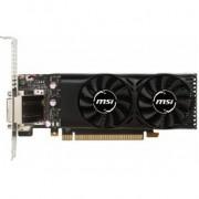 VGA MSI GeForce GTX 1050 TI 4GT LP