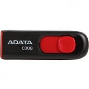 Memorie USB Adata, AC008-32G-RKD, 32Gb, USB2.0, Negru
