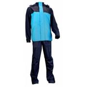 Ralka Regenpak Intensive Unisex Blauw/Azuurblauw Maat L
