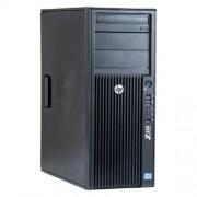 HP Z420 WS Tower Intel® Xeon® E5-1603 16GB DDR3 HDD 500GB DVD-RW NVIDIA QUADRO Q2000. W10 HOME.