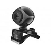 Trust Exis Webkamera 640 x 480 pixel klämfäste