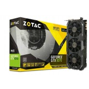 ZOTAC GeForce GTX 1070 8GB AMP! Extreme Edition ZT-P10700B-10P Three DP + HDMI + DVI Scheda Video Gaming VR Ready