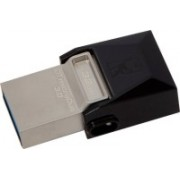 Kingston OTG DataTraveler MicroDuo 32 GB Pen Drive(Silver)