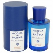 Blu Mediterraneo Arancia Di Capri For Women By Acqua Di Parma Eau De Toilette Spray 2.5 Oz