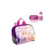 Lancheira Térmica Barbie Rock n Royals Sestini