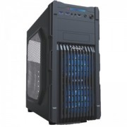 Carcasa Antec GX200 Window Blue ATX midTower fara sursa