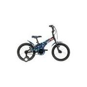 Bicicleta Infantil Tito Bike Camuflada Aro 16 - Azul
