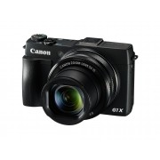 Canon Cámara Compacta CANON Powershot G1 X (Negro - 12.8 MP - ISO: auto a 12800 - Zoom Óptico: 5x)
