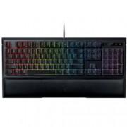 Клавиатура Razer Ornata Chroma, мембранна, подсветка, гейминг, черна, USB