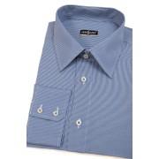 Pánská košile SLIM s modrobílými proužky Avantgard 115-3101-41/42/182