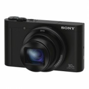 Sony DSC-WX500 Aparat Foto Compact 18.2MP Wi-Fi Negru