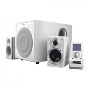 Edifier S530 - loudspeakers (Wireless, 20 - 20000 Hz, White, 3.5 mm, Wood)