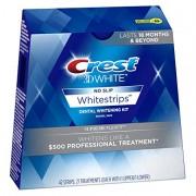 Benzi pentru Albirea Dintilor Acasa - Crest Whitestrips 3D Supreme FlexFit