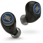 Блутут слушалки JBL Free X BT Black, JBL-FREEX-BLK-BT