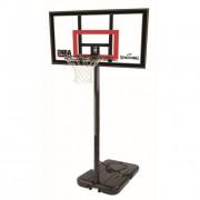 Tabela de Basquete Spalding Highlight Acrylic Portable NBA - Único