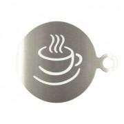 BaristaTools Coffee Stencil Схема Cappuccino