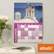 Albelli Jaarkalender 2014 met Eigen Foto's - Staand A4 van 21x29,7 cm