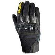 Spidi TX-2 Gloves Black White Yellow L
