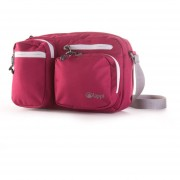 Bolso Route Bag Morado Large Lippi