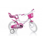 "Bicicleta copii DINO BIKES 164R HK, Roti 16"", Hello Kitty"