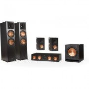 Klipsch RP8060FA/504C/502S/SPL120 home theater speaker system