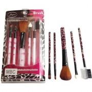 Make up Brush Set (Pack of 5)