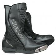 Daytona Strive GTX Gore-Tex vodotěsné motocyklové boty 37 Černá