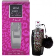 Naomi Campbell Cat deluxe At Night eau de toilette para mujer 15 ml