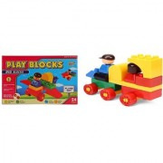 Virgo Toys Play Blocks Plane Set and Play set 2 (Combo)