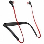 Слушалки, Jabra Halo Smart, безжични, микрофон, Bluetooth, IP54, черно-червени