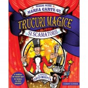 MAREA CARTE CU TRUCURI MAGICE SI SCAMATORII - CORINT (JUN1006)