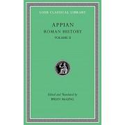 Roman History, Volume III, Hardback/***