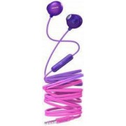 Casti audio Philips UpBeat SHE2305PP/00 Roz-Violet