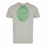 Heineken This vintage and legendary Heineken T-shirt is for sale with a 1933 Brewed in Holland label emblazoned on the front. Proudly display your sense of style and enjoy wearing comfortable Heineken beer clothing around the house or out on the town.
