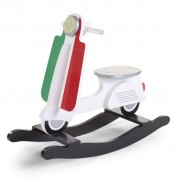 CHILDWOOD Rocking Scooter Italy CWRSIT