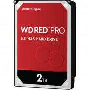 "Western Digital Red Pro 2TB SATA3 3.5"" NAS HDD"
