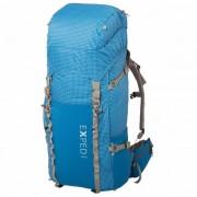 Exped - Thunder 50 - Sac à dos trek & randonnée taille 50 l, bleu