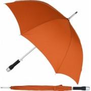 Umbrela mare automata maner siliconat aderent d 120 cm unisex maro deschis
