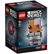 Конструктор Лего Брикхедз Кибирг, Cyborg LEGO BrickHeadz, 41601