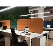 Separator acustic pentru birouri VicOffice Desk Top