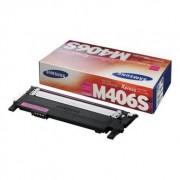 Samsung Tonerkassett magenta 1 000 sidor CLT-M406S Replace: N/A