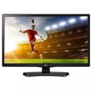 """Монитор LG 24MT49DF-PZ, 23.6"""" (59.94 cm), VA панел, HD, 5ms, 1000:1 контраст, 250 cd/m², HDMI, USB"""
