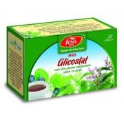 Ceai Glicostat (reteta clasica) M95, 20 plicuri, Fares