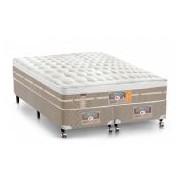Colchão Castor Molas Pocket Silver Star Air Max 3D - Colchão Queen Size - 1,58x1,98x0,36 - Sem Cama Box