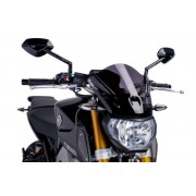 Yamaha MT09 / FZ09 Sport Screen: Dark Smoke M6859F