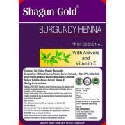 Shagun Gold Hair Colour Powder Burgundy Henna 100g