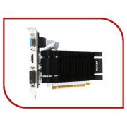 Видеокарта MSI GeForce GT 730 9024Mhz PCI-E 2.0 2048Mb 1600Mhz 64 bit DVI HDMI HDCP N730K-2GD3H/LP