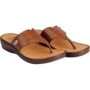 Dr. Scholls Women Tan Sandals