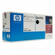 TONER HP COLOR NEGRO PARA LASERJET COLOR 3800/3600 6000 PAGINAS